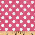 Maywood Studio Kimberbell Basics Dots Pink