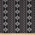 Mystical Natives Ethnic Columns Black