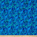 Kanvas Patio Splash Color Strokes Turquoise