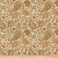 Fabricut Almost Alright Linen Blend Coral