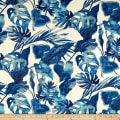 Tommy Bahama Indoor/Outdoor Inky Palms Indigo