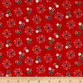 Penny Rose Gingham Girls Main Red