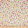 Pippet Moesby Small Flowers White