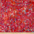 Bali Handpaints Batiks Sunflower Coral Gables