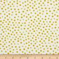 Bread & Butter Clever Dots White/Citrus
