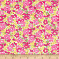 Riley Blake Dainty Darling Floral Yellow