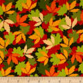 Let's Go Camping Autumn Carpet Multi