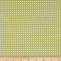 Kanvas Bumble Bumble Bizzy Check White/Grey/Yellow