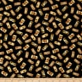 Vintage Wine Corks Black