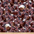 American Pride Eagles & Flags Multi
