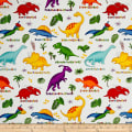 Lost World Dinosaurs Multi/White