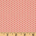 Moda 30's Playtime 2017 Kerchief Dot Pink