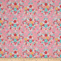Riley Blake Forget-me-not Main Pink