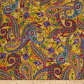 Imperial Paisley Paisley Gold