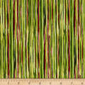 QT Fabrics Sophia Watercolor Stripe Green