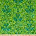 Ink & Arrow Toucan Do It! Damask Lime/Teal