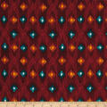 Michael Miller Desert Nights Santa Fe Stripe Brick