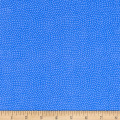Timeless Treasures Flannel Spin Dot Blue