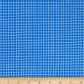 Cotton + Steel Snap To Grid Snap To Grid Cobalt