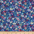 Cosmo Garden Delight Small Floral Lawn Purple/Multi