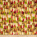 Uncorked Packed Bottles Multi