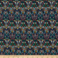Liberty Fabrics Jersey Knit Huckleberry Aqua