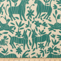 Artistry Fiesta Otomi Inspired Jacquard Teal