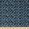 Lacefield Designs Diaz Linen Blend Basketweave Azure