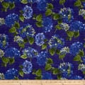 Heavenly Hydrangeas Royal Blue