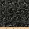 "Timeless Treasures 108"" Extra Wide Spin Dot Tuxedo"