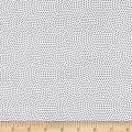 "Timeless Treasures 108"" Extra Wide Spin Dot Dalmation"