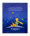 "Riley Blake The Little Prince 35"" Panel Navy"