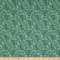 Art Gallery Floralia Fusion Tracery Green