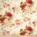 Ralph Lauren Home Garden Club Twill Parchment