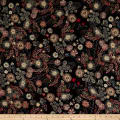 Telio Robin Crepe Forest Floor Black