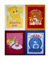 Carebears Quilt Panel Multi