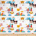 Disney Tsum Tsum Tsum Travel White