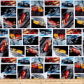 Disney Pixar Cars 3 Character Toss Multi