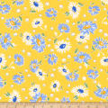 Kaufman Sunshine Garden Scatter Yellow