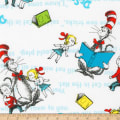 Kaufman The Cat In The Hat Collage White