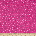Loralie Designs Vintage Holiday Dinky Dots Pink