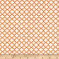 QT Fabrics Sorbet Essentials Geo Orange
