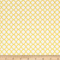 QT Fabrics Sorbet Essentials Geo Yellow