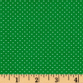 QT Fabrics Sorbet Essentials Mini Dot Green