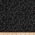 QT Fabrics Harrison Park Scroll Black