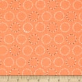 Ink & Arrow Melodie Circle Geometric Dark Peach