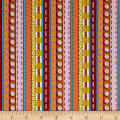 Patchwork Farms Decorative Stripe Red
