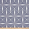 Scott Living Francisco Basketweave Sapphire Luxe Linen