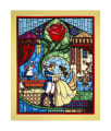 "Disney Beauty & The Beast 36"" Panel Yellow"