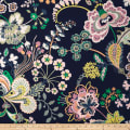Liberty of London Tana Lawn Floral Symphony Navy Multi